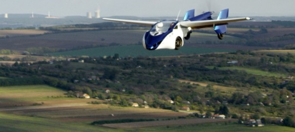 AERO FLYING CAR